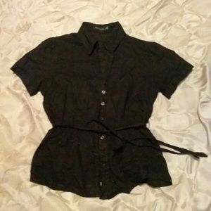 The Limited button up blouse